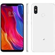Xiaomi Mi 8 128 GB LTE Biely - Mobilný telefón