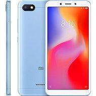 Xiaomi Redmi 6A 16GB LTE Modrý - Mobilný telefón