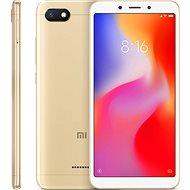 Xiaomi Redmi 6A 16GB LTE Zlatý - Mobilný telefón