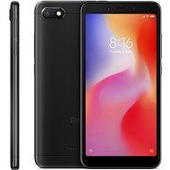 Xiaomi Redmi 6A 32GB LTE Čierny - Mobilný telefón