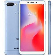 Xiaomi Redmi 6 32 GB LTE Modrý - Mobilný telefón