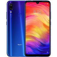 Xiaomi Redmi Note 7 LTE 32 GB modrý - Mobilný telefón