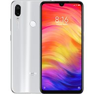 Xiaomi Redmi Note 7 LTE 128GB biela - Mobilný telefón
