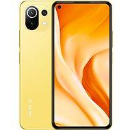 Xiaomi Mi 11 Lite 5G 8 GB/128 GB žltá - Mobilný telefón