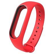 Xiaomi Mi Band 2 červený náramok