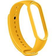Apei pre Xiaomi Mi Band 5 žltý