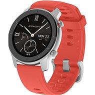 Xiaomi Amazfit GTR 42 mm Red - Smart hodinky