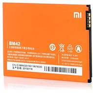 Xiaomi Original 3100 mAh (Bulk), BM42 - Batéria do mobilu