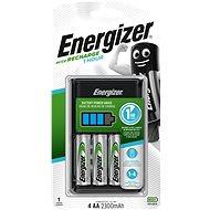 Energizer 1 hodinová nabíjačka + 4AA Extreme 2300 mAh - Nabíjačka a náhradná batéria