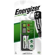 Energizer Mini AA + 2AA Power Plus 2000 mAh - Nabíjačka a náhradná batéria