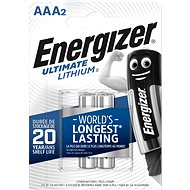 Energizer Ultimate Lithium AAA/2 - Jednorázová batéria