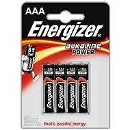 Energizer Alkaline Power AAA/4 - Jednorazová batéria