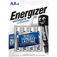 Energizer Ultimate Lithium AA/4 - Jednorazová batéria