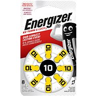 Energizer 10 DP-8 pre audioprotetiku - Gombíkové batérie