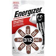 Energizer 312 DP-8 pro audioprotetiku - Gombíkové batérie