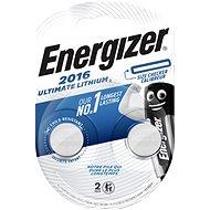 Energizer Ultimate Lithium CR2016 2 pack - Gombíkové batérie