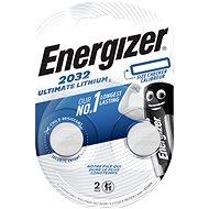 Energizer Ultimate Lithium CR2032 2 pack - Gombíkové batérie