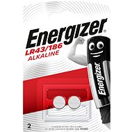 Energizer Špeciálna alkalická batéria LR43/186 2 kusy - Gombíkové batérie