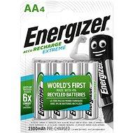 Energizer NiMH Extreme HR6 AA 2300 mAh/4 ks - Nabíjateľná batéria