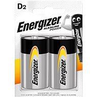 Energizer Alkaline Power D/2 - Jednorázová batéria