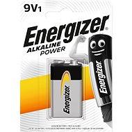 Energizer Alkaline Power 9 V - Jednorazová batéria