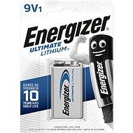Jednorazová batéria Energizer Ultimate Lithium 9 V