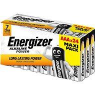 Energizer Alkaline Power AAA 24 ks - Jednorazová batéria
