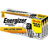 Energizer Alkaline Power AA 24 ks - Jednorazová batéria