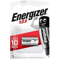 Energizer EL123AP - Jednorazová batéria