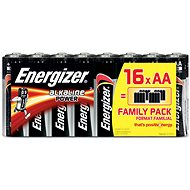 Energizer Alkaline Power Family pack AA 16 pack - Batéria
