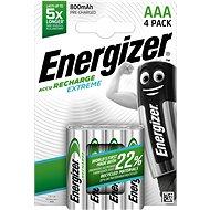 Energizer Extreme AAA (HR03 – 800 mAh) - Nabíjateľná batéria
