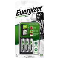 Energizer MAXI charger + 4× AA 2000mAh NiMH - Nabíjačka