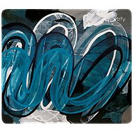 Podložka pod myš XTRFY Large Gaming Mousepad GP4 Modrá