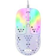 XTRFY Gaming Mouse MZ1, biela