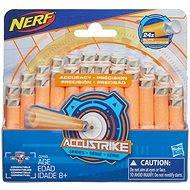 Nerf Accustrike náhradné šípky 24 ks - Príslušenstvo k pištoli Nerf
