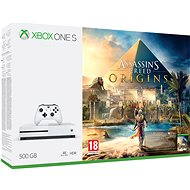 Xbox One S 500 GB Assassins Creed: Origins - Herná konzola