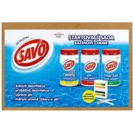 SAVO Start pack bazénová chemie - Prípravok