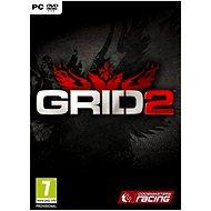 Race Driver: GRID 2 - Hra na PC