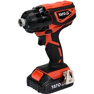 YATO Uťahovák rázový AKU 18 V 160 Nm 2.0 Ah - Rázový uťahovák