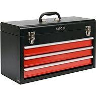 Yato Skrinka na náradie,  3× zásuvka - Box na náradie