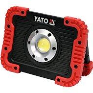 Yato Nabíjacie COB LED 10 W svietidlo a powerbank