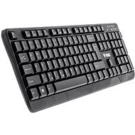 Yenkee YKB 1002CS USB čierna - Klávesnica