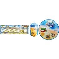 Yenkee Fantasy Set Boys - Set klávesnice a myši