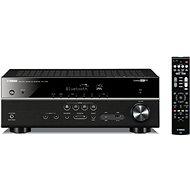 YAMAHA HTR-4071 čierny - AV receiver