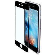 CELLY GLASS pre iPhone 6 / 6S / 7 čierne - Ochranné sklo