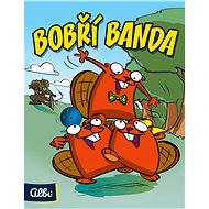 Bobria banda - Kartová hra