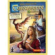 Carcassonne - Princezná a drak 3. rozšírenie - Rozšírenie spoločenskej hry
