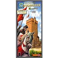 Carcassonne – Veža - 4. rozšírenie - Rozšírenie spoločenskej hry