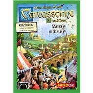 Carcassonne – Hrady a mosty – 8. rozšírenie - Rozšírenie spoločenskej hry