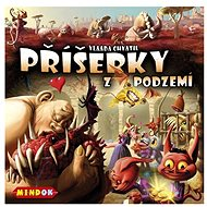 Príšerky z podzemia - Spoločenská hra